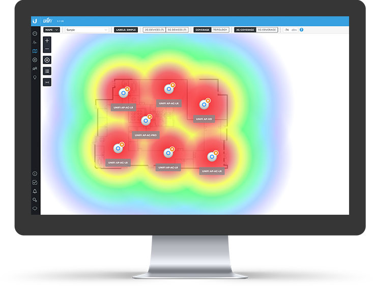 Business WiFi Network Solutions